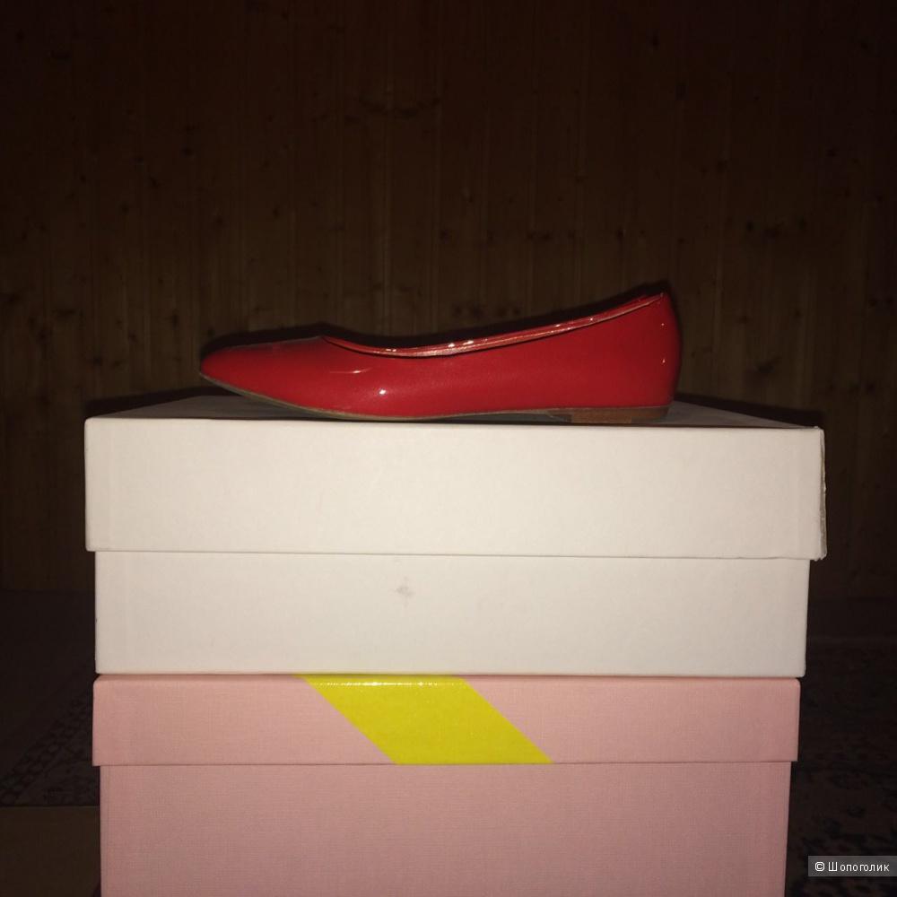 Балетки Louis Vuitton. Оригинал. Размер 36, в магазине Наш пристрой ... 1f6becea023