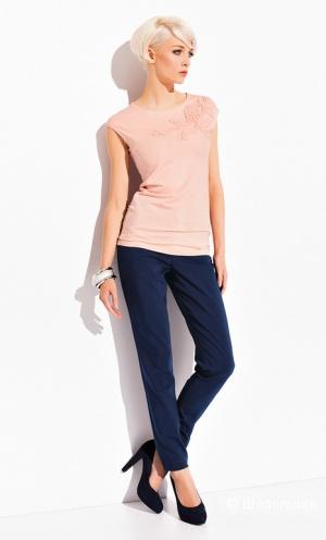 Новые укороченные облегающие брюки размер S