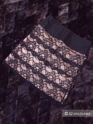 Красивая юбка с кружевом Nysense