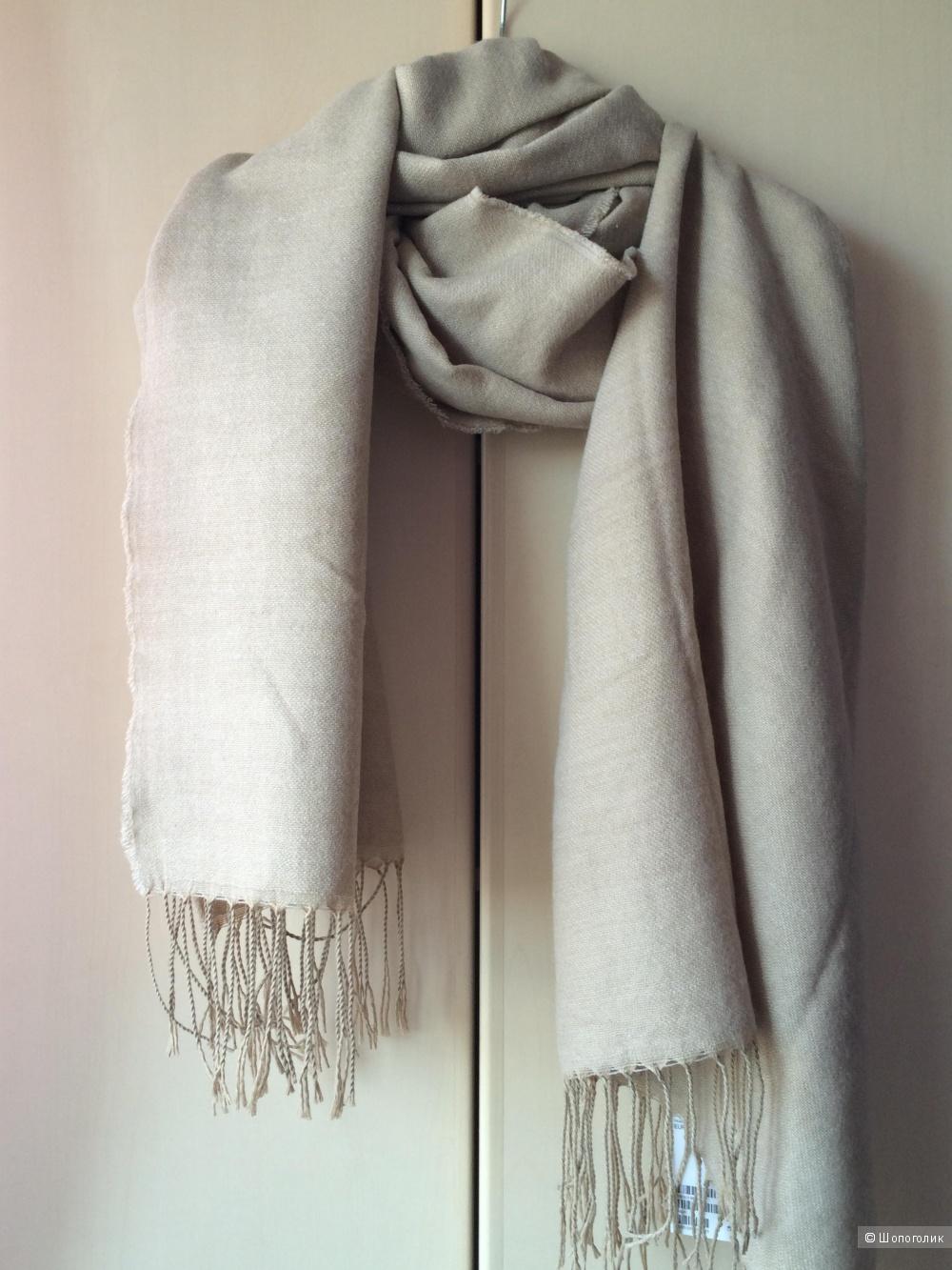 Тканый шарф H&M.