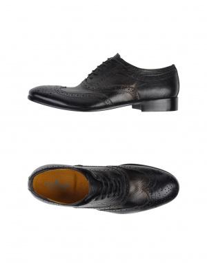Новые мужские туфли-броги CIRO LENDINI из натуральной кожи