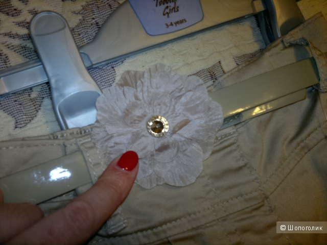 Новые Тонкие брюки на лето размер 3/4 года Маталан, Англия