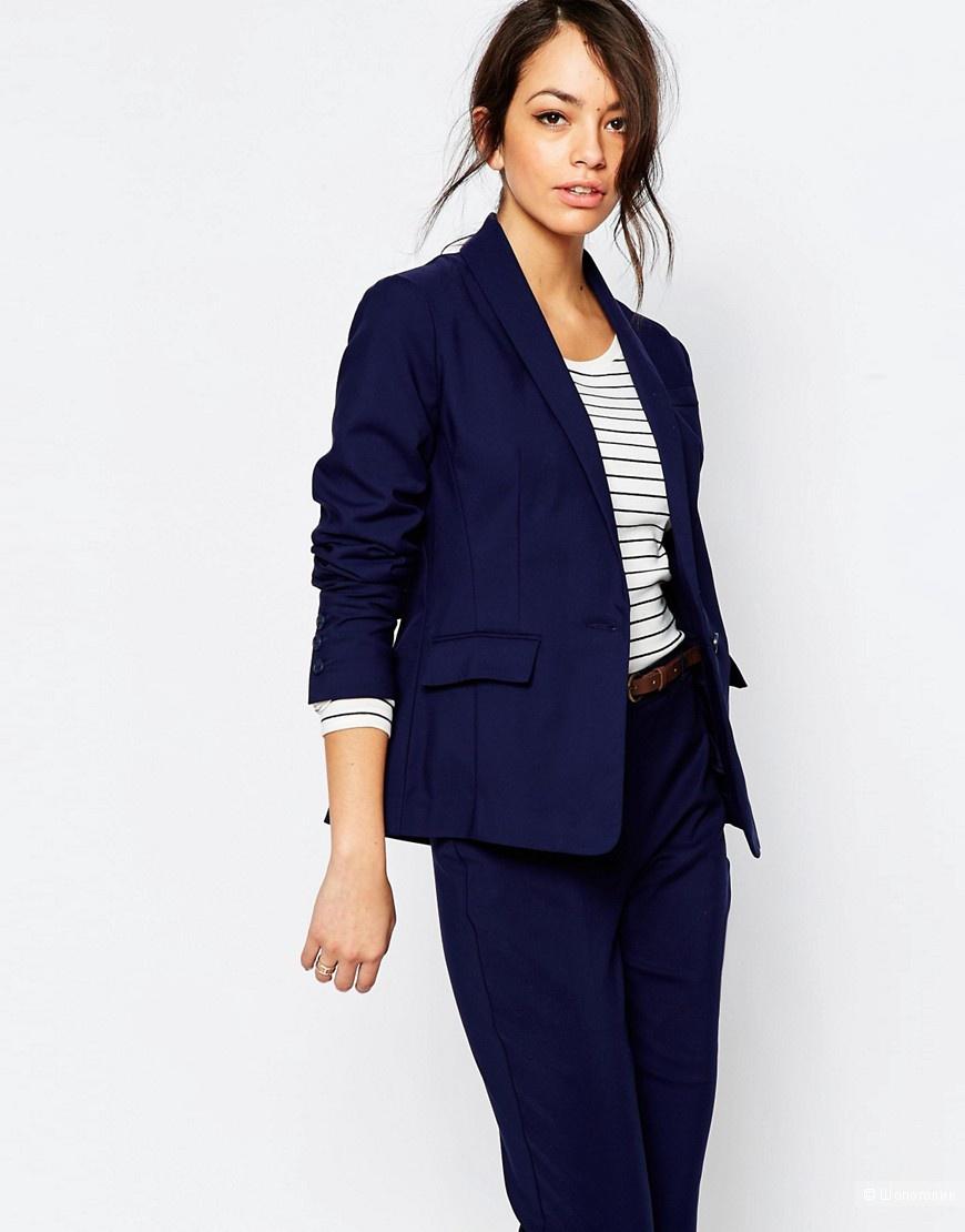 Продам новый пиджак New Look Cotton Tailored Blazer