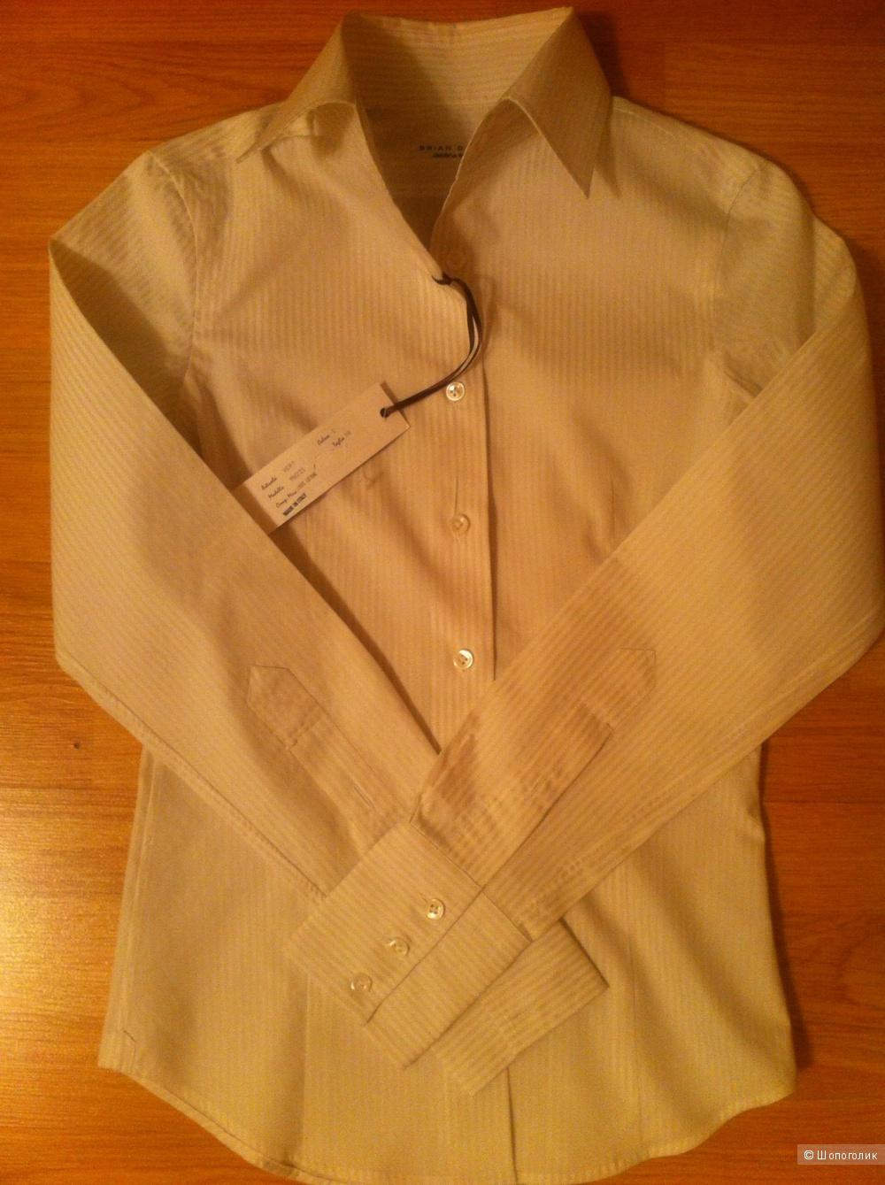 Пристрою новую женскую рубашку Brian Dales 38 IT, 40 Российский