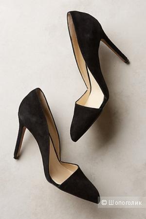 Продам новые замшевые туфли Matiko