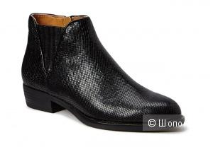 Продам новые ботинки ECCO модель ANGELHOLM цвет черный ОРИГИНАЛ размер UK6