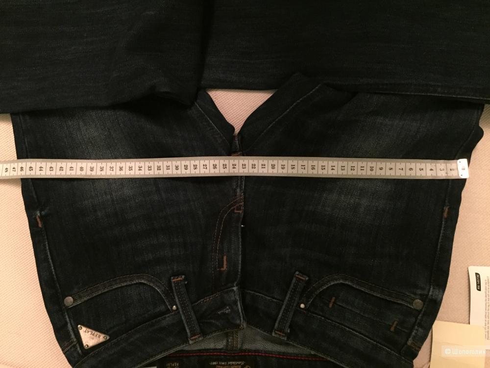 Новые джинсы REPLAY Италия Размер 24