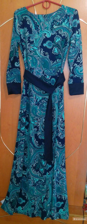Новое макси платье