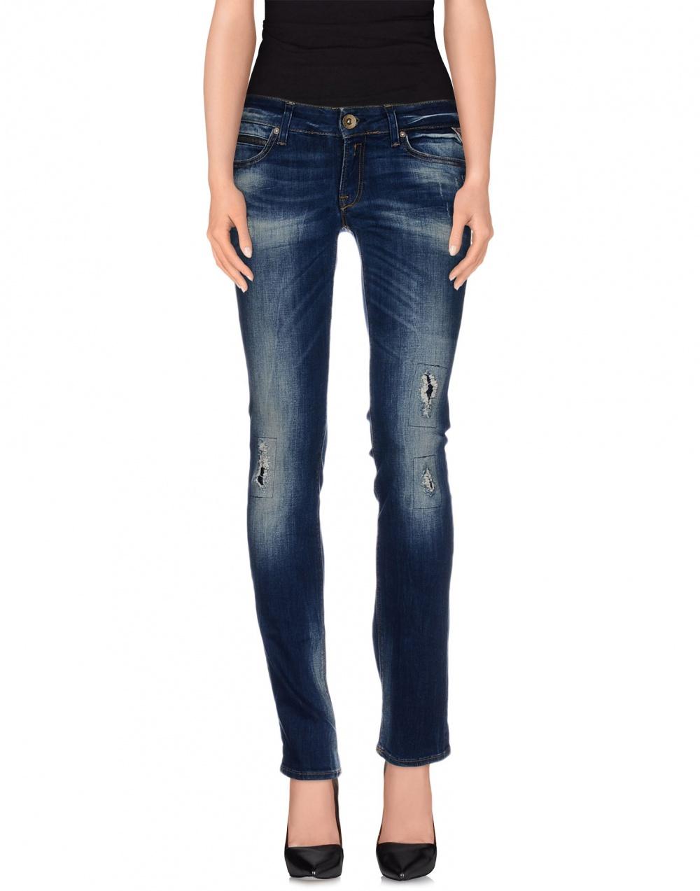 Новые джинсы REPLAY Италия Размер 24W-32L