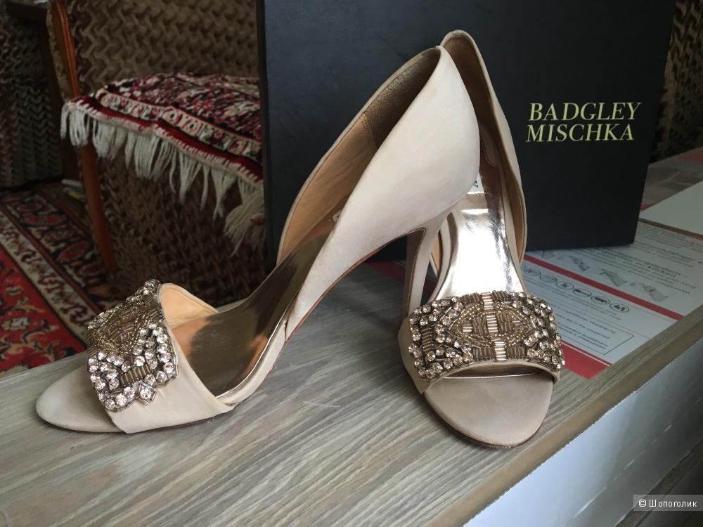 Badgley Mischka туфли