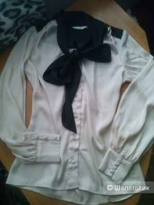 "Бежевая блузка ""New Look"""