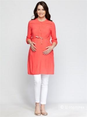 Платье-туника для беременных р.L