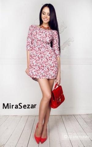 Новое очень нежное летнее воздушное платье Mira Sezar