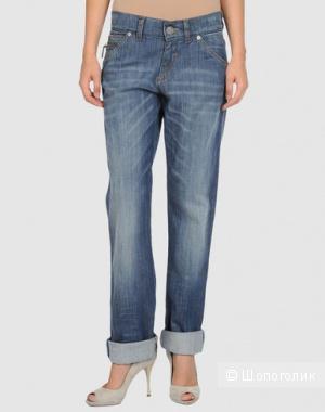 Продам джинсы MISS SIXTY Diablo Distressed Boyfriend размер 27