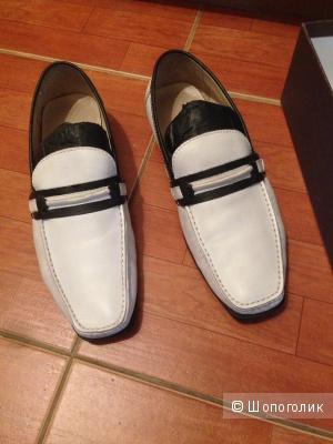 Мужские итальянские туфли Braude