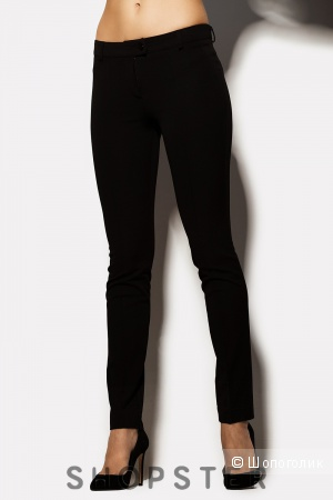 Новые черные брюки Pola от украинского бренда Cardo.