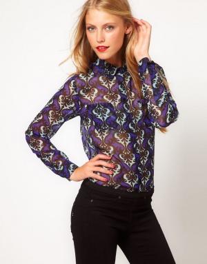 Новая блузка Asos, рамзер UK 10.