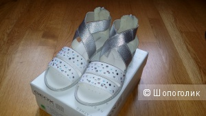 Geox сандалии для девочки 35 размер
