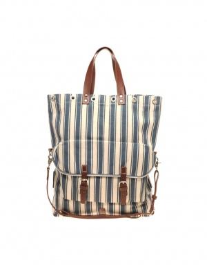 Стильная сумка для шоппинга из коттона Англия