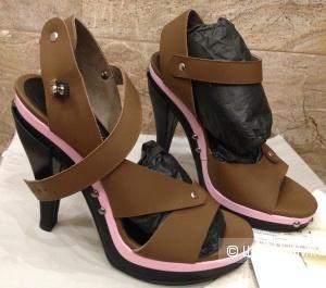 MARNI брендовые туфли новые р.38
