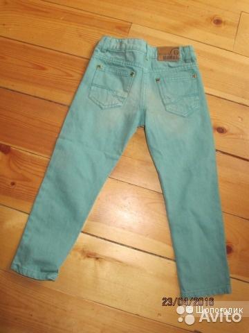 Новые детские джинсы (мальчик)