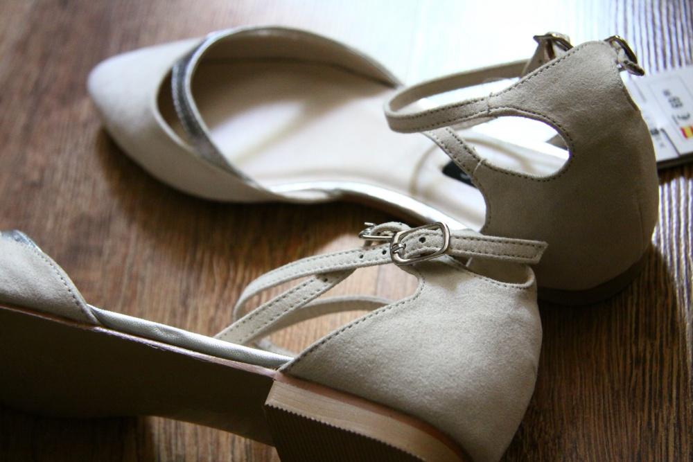 Балетки Zara новые с биркой 37 размер
