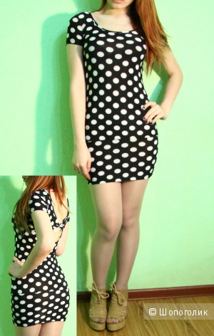 Новое летнее платье Pin-up xs-s размера