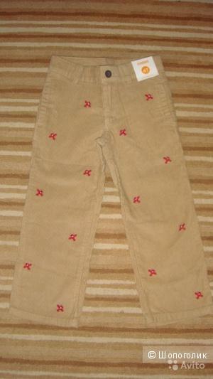 Новые штаны Gymboree 4года