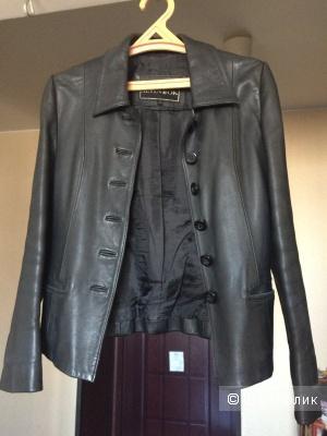 куртка кожа натуральная 42-44