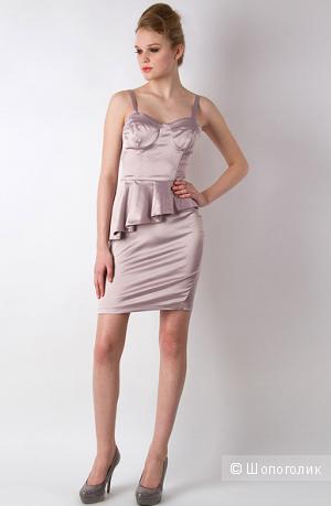 Шикарное вечернее платье Вики Смоляницкой 42 размер