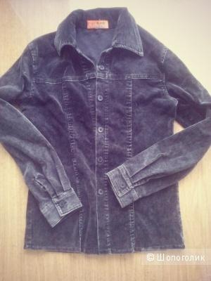 Вельветовая рубаха