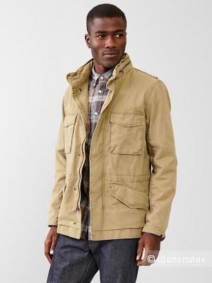 Новая хлопковая куртка GAP размер М