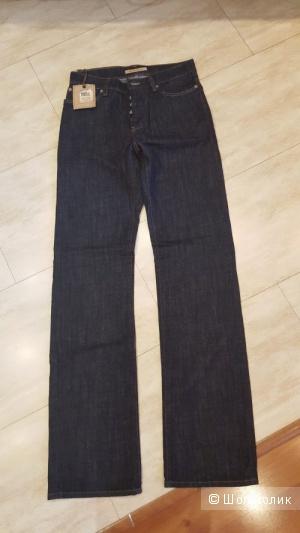 Новые мужские джинсы 28-29 размеров. John Varvatos, Love Moschino, Rock&Republic