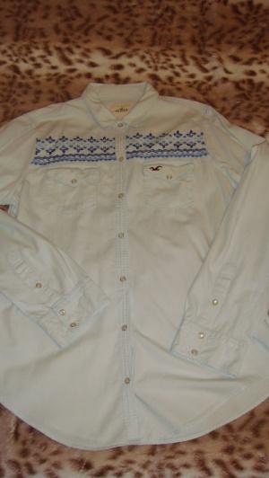 Новая женская рубашка Hollister L