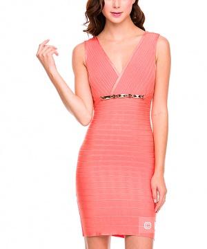 Платье бандажное Wow Couture S, M