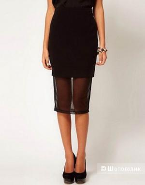 Оригинальная модная юбка карандаш