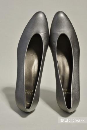 Туфли Stuart Weitzman на очень узкую ногу и низкий подъем (размер 40)
