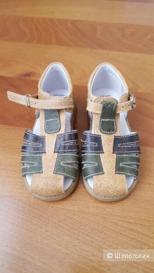 Новые испанские сандалии Andanines 24 размер