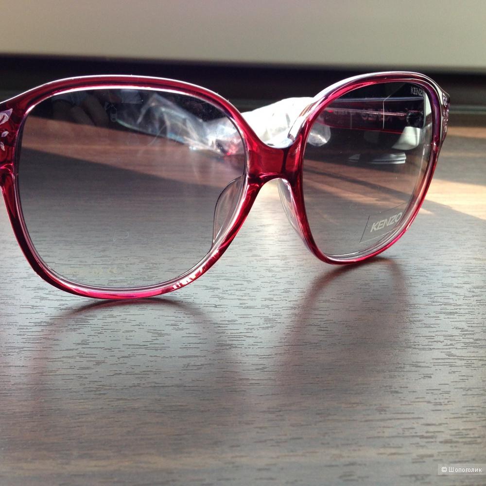 KENZO солнцезащитные очки с цветами Новые оригинал