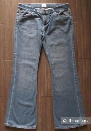 Голубые джинсы Calvin Klein Jeans, 31. 100% cotton