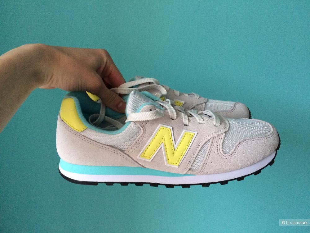 Новые оригинальные кроссовки New Balance 373
