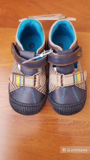 Новые сандалии Deux Par Deux - 25 размер