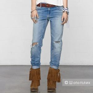 Новые джинсы Ralph lauren, размер 26