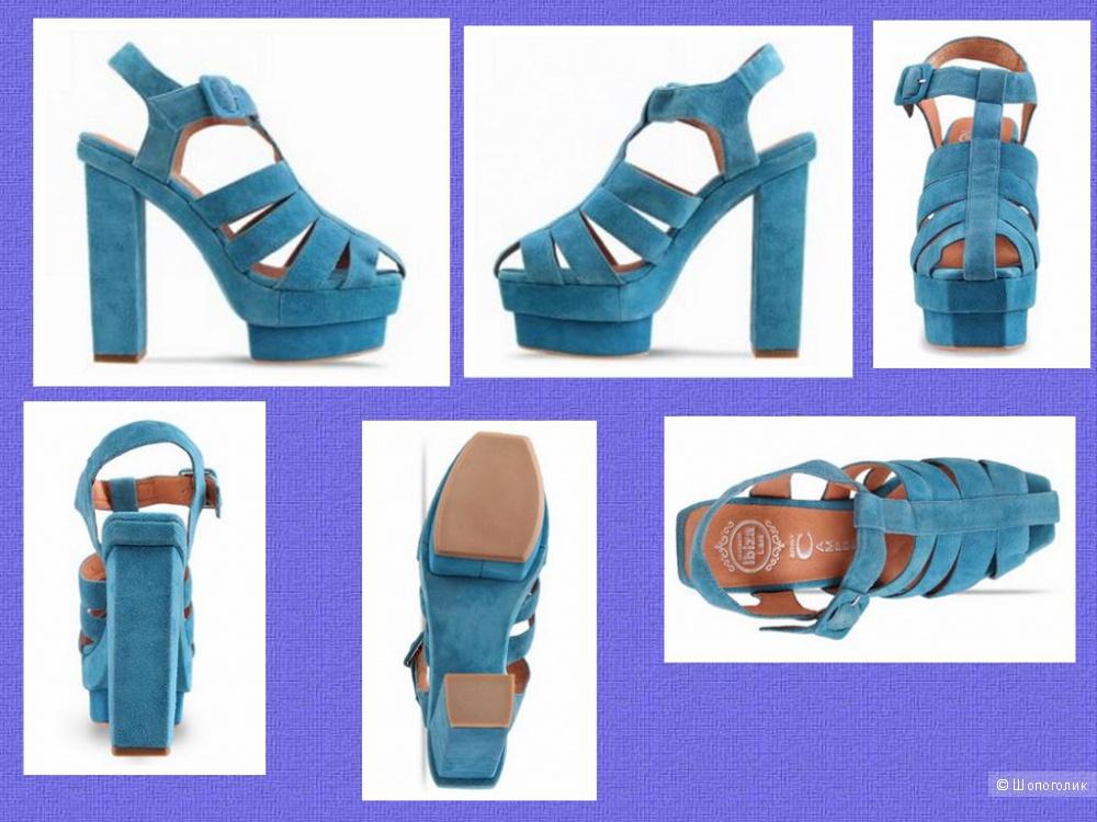 Новые сандалии Jeffrey Campbell, размер 7