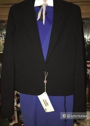 Пиджак черный итальянской марки NO-NÀ  размер М