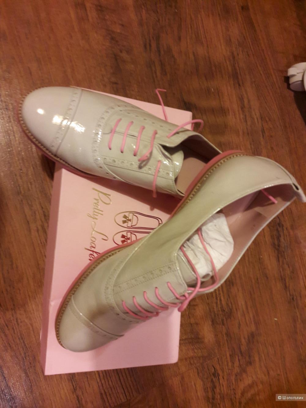 Лоферы (туфли) Pretti Ballerinas