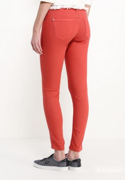 Новые женские бордовые джинсы Jennyfer