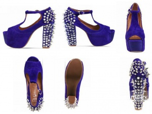 Новая обувь Jeffrey Campbell Foxy Spike, размер 7
