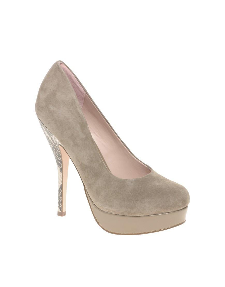 Продаю замшевые туфли Miss KG, UK 5, 37 р