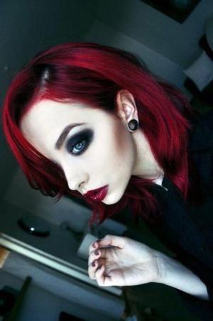 ANTHOCYANIN / АНТОЦИАНИН - ламинирующая супер-стойкая краска для волос, красим без вреда! R01